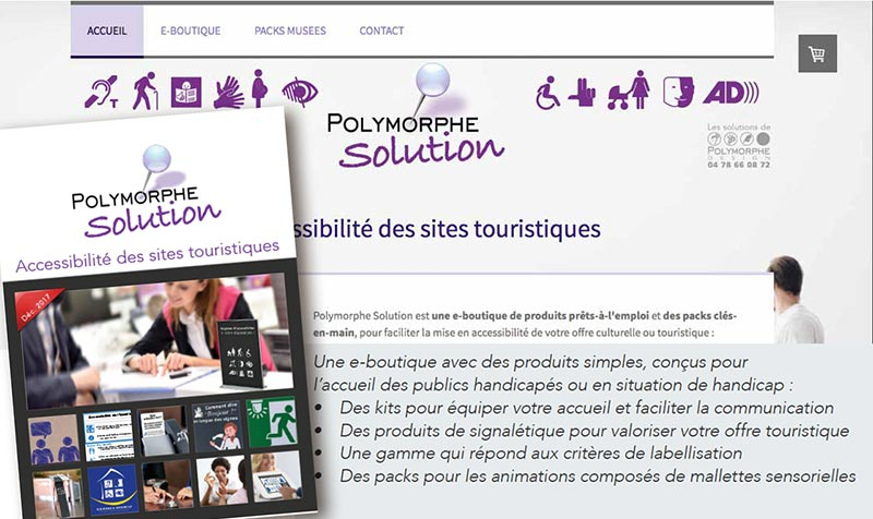 Polymorphe Solution : la e-boutique de Polymorphe Design