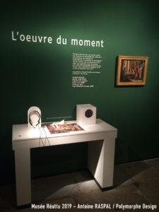 L'œuvre du moment accessible à tous au musée Réattu